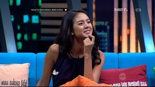 Waktu Indonesia Bercanda - Aurelie Moeremans Perhatiin Bedu Ngomong Bahasa Inggris