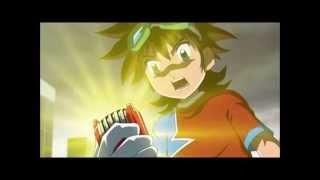 Digimon Fusion: Shoutmon Digivolves (English Dub)