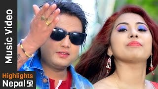 Timle Chhadi Gaya Pachhi | New Nepali Adhunik Lok Song 2017/2073 | Krishna Bhattarai