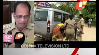 Woman alleges rape attempt in Mayurbhanj