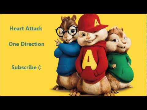 The Chipmunks - Heart Attack (One Direction)