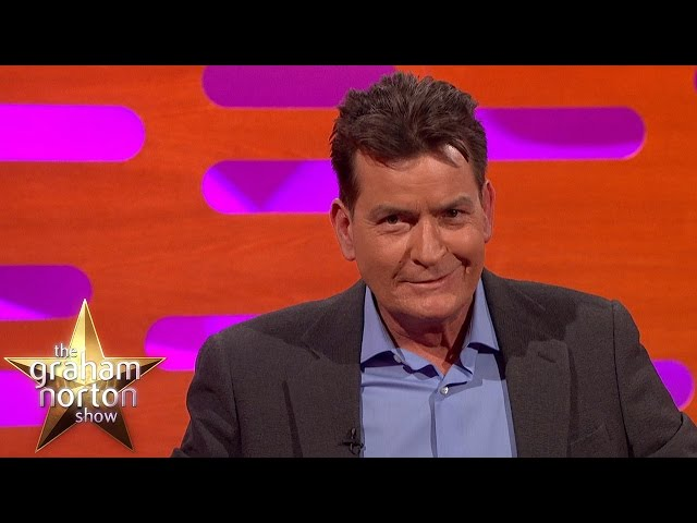 Charlie Sheen Opens Up About Being Diagnosed HIV Positive  - The Graham Norton Show