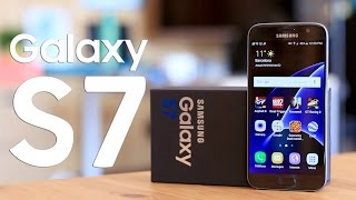 Samsung Galaxy S7, Review en español