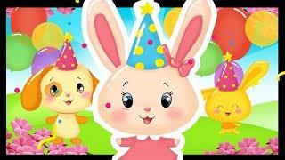 Joyeux Anniversaire - Dessins animés Titounis et chansons pour les enfants