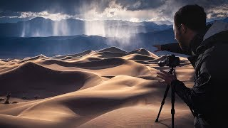 Capturing Death Valley With Nick Page - Landscape Photography And Timelapse