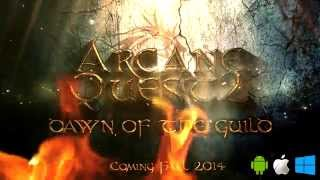 Arcane Quest 2 Mobile RPG Game - Official Trailer