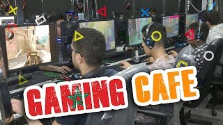 Le plus grand Gaming Cafe d