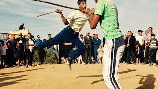 Combat de matraque 23  مبارزة بالعصا