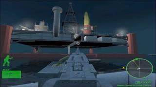 Delta Force Black Hawk Down: Team Sabre Iran Campaign Mission 4