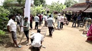 PRIYAMANASAM THIRD SANSKRIT MOVIE | MAKING VIDEO| VINOD MANKARA |
