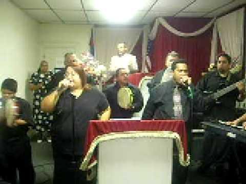 Plena 3 Ministrando Cristo Viene Ya