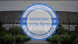 Indonesian Car Fest 2016