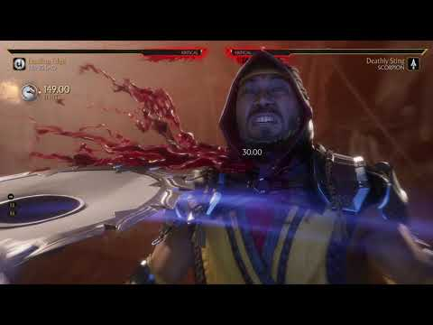 Xxx Mp4 MK11 All Fatal Blows Every Character 1080p 60fps 3gp Sex