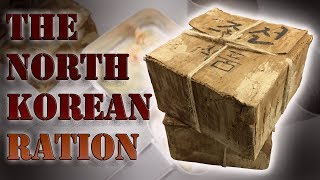 MUST SEE!!! NORTH KOREAN RATION, SINGLE MEAL PACK || DPRK