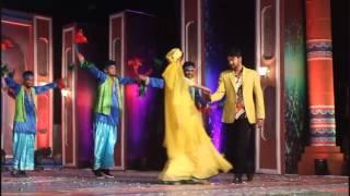 Issor allah bidhata jane staje dance (Saimon and Sirin Sila)