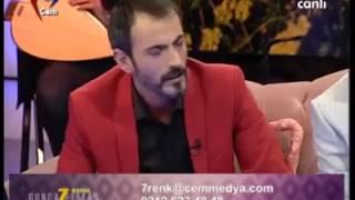 Cem TV de Kürtçe müzik yasak dedi. Sanatçı stüdyoyu terketti
