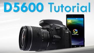 Nikon D5600 Overview Tutorial