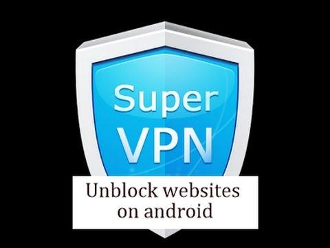 Super VPN 2016 (android)