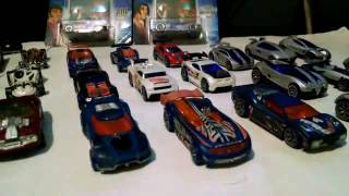 Hot Wheels Acceleracers COMPLETE COLLECTION ALL CARS 36/36 TODOS LOS AUTOS