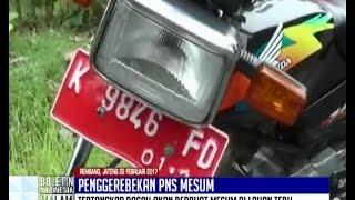 Gunakan Motor Dinas, Oknum PNS Tertangkap Basah Hendak Mesum di Lahan Tebu - BIM 22/02