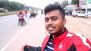 BIKE TOUR Dhaka to MYmeningh Bangladeshe [multi shakil]