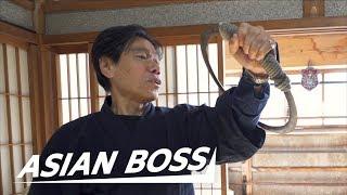 "Japan's ""Last Ninja"" Explains The Naruto Run | ASIAN BOSS"