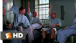 Patch Adams (2/10) Movie CLIP - Group Therapy (1998) HD