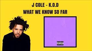 J.COLE'S NEW ALBUM