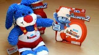 Kinder Surprise [The Smurfs 2 Edition] Part 1