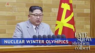 Kim Jong-Un Reveals North Korea