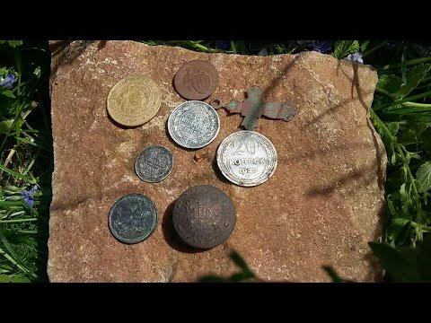 Поиск монет на кукурузном поле - youtube,youtuber,utube,yout.
