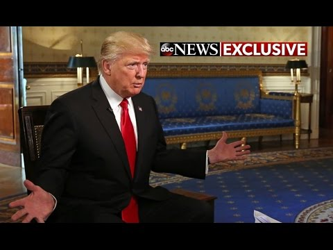 Trump Full Interview with David Muir ABC News