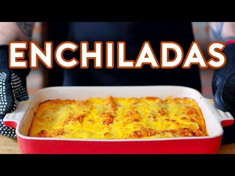 Binging with Babish Enchiladas from Schitt s Creek