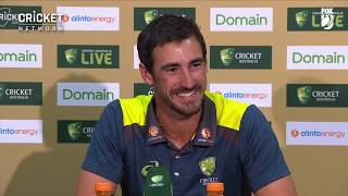 Starc sums up Australia's bowling effort