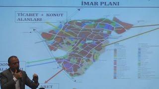 İçerenköy-Küçükbakkalköy Mahalleleri 1/5000 ölçekli Nazım İmar Planı bilgilendirme toplantımız