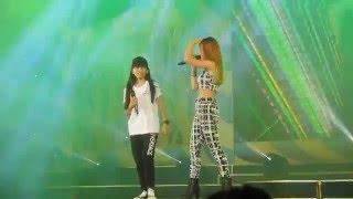 I need your love - Khởi My song ca cùng fan tại Tây Ninh
