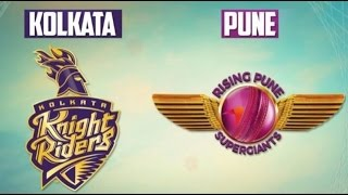 Ipl 2017 Kolkata Knight Riders Vs Rising Pune Supergaint Full Match Highlights (DBC17)
