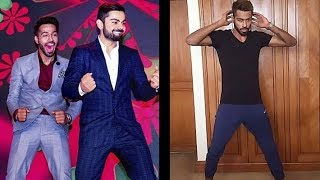 Hardik Pandya Tapori Dance in Brother