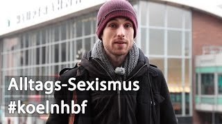 Nach  #koelnhbf // Sexismus - Die Alltägliche Ausnahme?