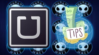 Uber screws Drivers with secret tipping limits