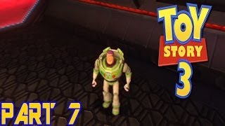 Toy Story 3 Part 7 - Buzz Lightyear Video Game #3