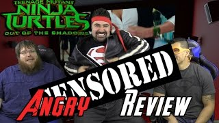 Teenage Mutant Ninja Turtles 2 - Angry Review