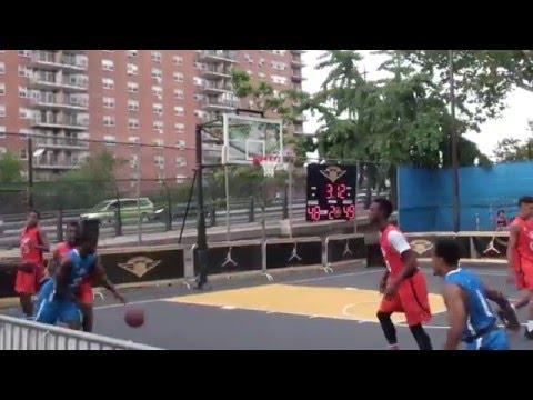 July 3, 2015 Tri-State Classic Basketball Tournament(Feat. Lovebug Starski)