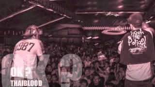 THAIBLOOD - OK? (Lyrics) Mixtape Vol.1