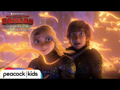 HOW TO TRAIN YOUR DRAGON THE HIDDEN WORLD Official Trailer