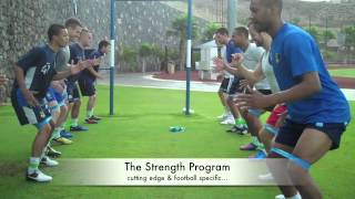Improve Your Football Fitness - Pre Season Training Camp