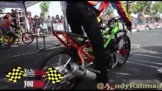AHRS drag bike || ABAKURA