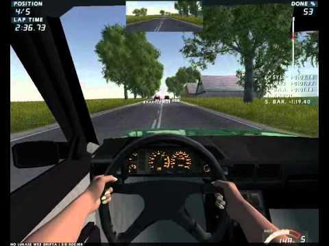 World Racing 2 Nielegalne Wyśćigi.