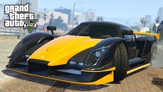 GTA 5 - NEW $2,750,000 AUTARCH SUPERCAR DOOMSDAY HEIST DLC SPENDING SPREE! (GTA 5 Online DLC Update)