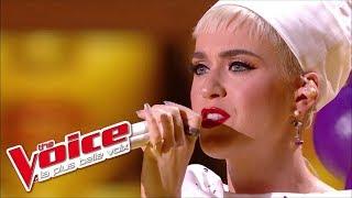 Katy Perry - Bon Appétit   The Voice France 2017   Demi-Finale